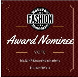 HFB Best Curvy Blog Nominee